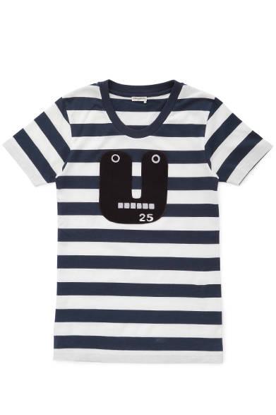 CHARLES ANASTSE T-shirt Boarder 1万6200円(税抜)
