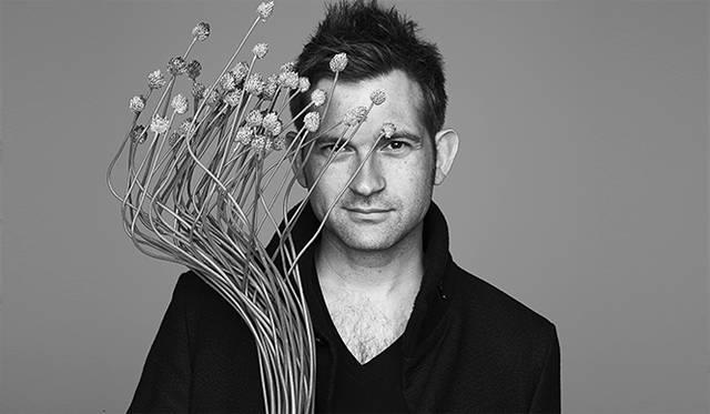 デンマーク出身のフラワーアーティスト、ニコライ・バーグマン