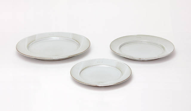 B&M P.E.L. / PLATE (made in HASAMI) L:7000円、M:5800円、S:4800円(税抜)