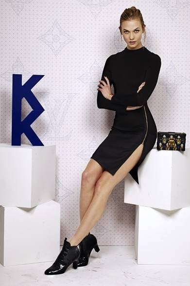 Karlie Kloss|カーリー・クロス ©David Atlan/Louis Vuitton