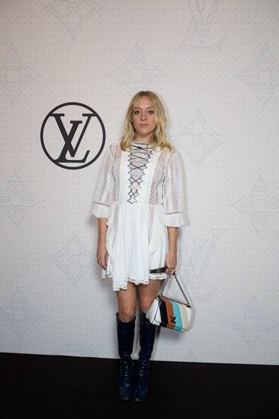 Chloë Sevigny|クロエ・セヴィニー ©David Atlan/Louis Vuitton