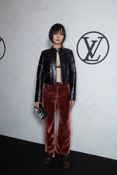 Doona Bae|ペ・ドゥナ ©David Atlan/Louis Vuitton