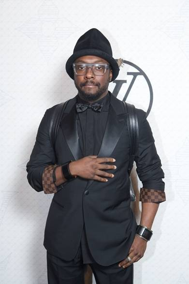Will.i.am|ウィル・アイ・アム ©David Atlan/Louis Vuitton