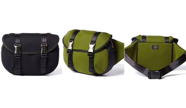 ウエストバッグ「SP-2093」[W330×H400×D95mm]各2万2680円