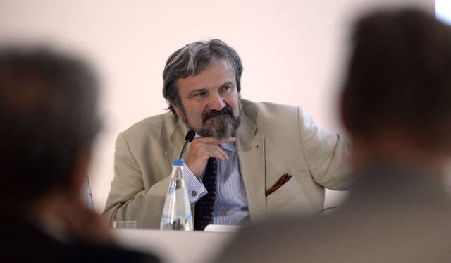 マセラティの名誉会長、アドルフォ・オルシ氏