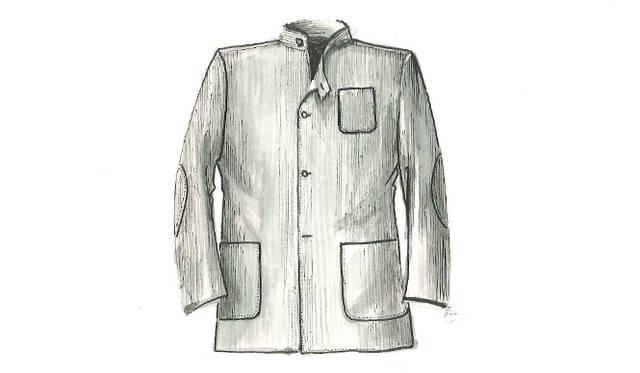 レオン・グランベール氏によりデザインされた「フォレスティエール」ジャケット