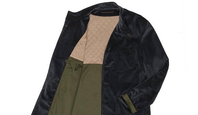 フォレスティエールジャケット[カシミアコーデュロイ]全4色30万7800円(ベルルッティ)