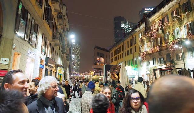 新しいトレンドスポットとなるミラノのコルソ・コモ。</br></br>  <strong>G-SHOCK Corso Como</strong><br /> 営業時間|10:30〜13:30、14:30〜19:30<br /> 定休日なし<br /> Corso Como 9,20154,Milano,Italia<br /> Tel. +39 02 8725 0655