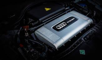 Audi A7 Sportsback h-tron