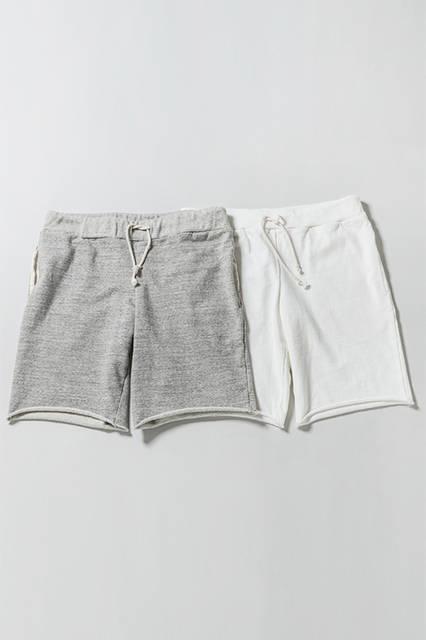 ショートパンツ|各9800円(税抜)