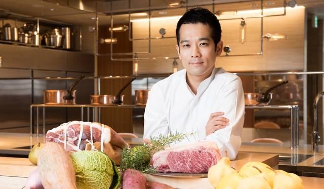 フレンチレストラン「SUGALABO」を主宰する須賀洋介氏