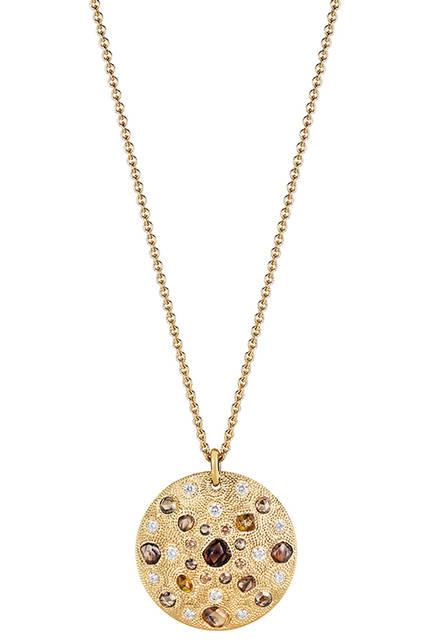素材|イエローゴールド、ダイヤモンド(トータル3.19ct) <br>価格|216万5400円
