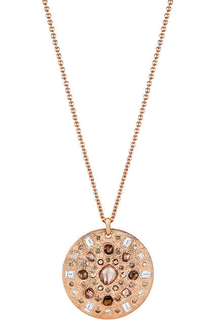 素材|ピンクゴールド、ダイヤモンド(トータル5.23ct)<br> 価格|392万1200円