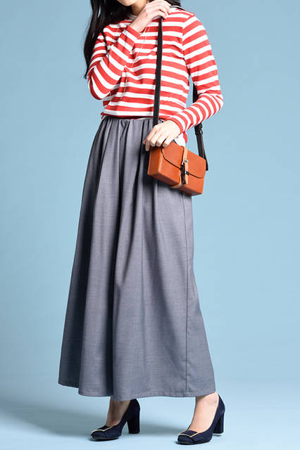 """<strong>WOMEN'S STYLE</strong><br /> 上品なパンプスにボリューミーなボトムスを合わせることで、コンテンポラリーな雰囲気のスタイリングになる。   <br />  <a href=""""/gallery/1470755/19"""" class=""""link_underline""""> 靴 1万9440円  </a>  <br /> <br />  <a href=""""http://www.regalshoes.jp/week/16s/ladies/#shoes01"""" target=""""_new"""">http://www.regalshoes.jp/week/16s/ladies/#shoes01</a>"""