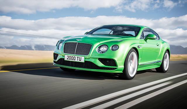 Continental GT Speed