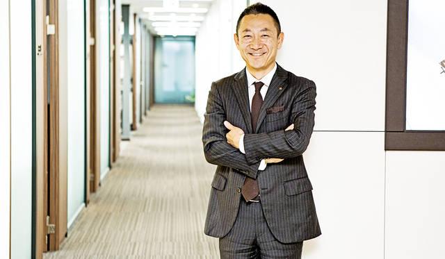 三井ホームの商品開発部長、天池英男氏