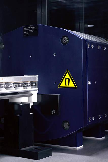 新作が搭載するムーブメント「Cal.9904」は、1万5000ガウス以上というマスター クロノメーター規格のスペックにそって、製造段階で性能を検査される