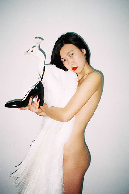 Photo Credit:Ren Hang