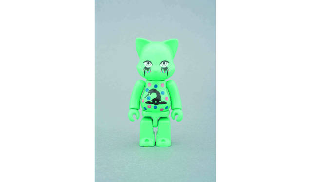 "<strong>NY@BRICK ""Without Love"" (CYBER NEW NEW+沖つ白波) </strong>/価格 2160円  NY@BRICK TM & © 2016 MEDICOM TOY CORPORATION. All rights reserved."