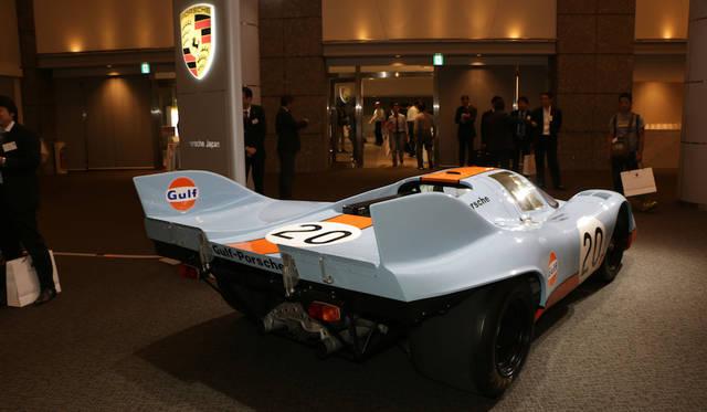 1970年、ポルシェはこの917Kをもって初めてル マン24時間耐久レースを制した