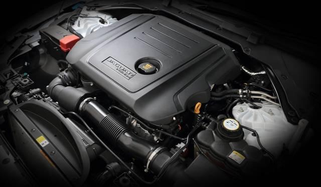 4気筒ディーゼルエンジンは「インジェニウム」と呼ばれる
