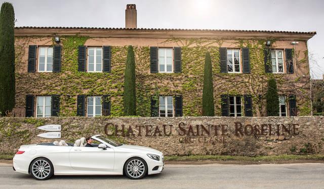 フランス人が憧れるというリゾート、サント・ロズリンもよく似合う