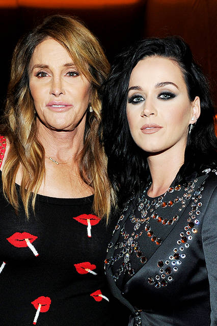 Caitlyn Jenner and Katy Perry|ケイトリン・ジェンナー&ケイティ・ペリー