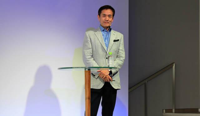 BMW AGのBMWデザイン部門エクステリア クリエイティブ ディレクター永島譲二氏