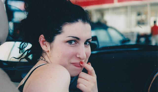 Winehouse family