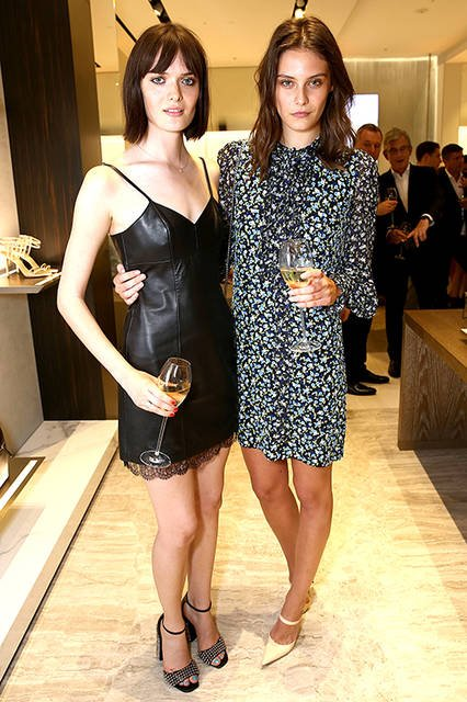 Sam Rollinson(サム・ローリンソン)&© Getty Images for Michael Kors