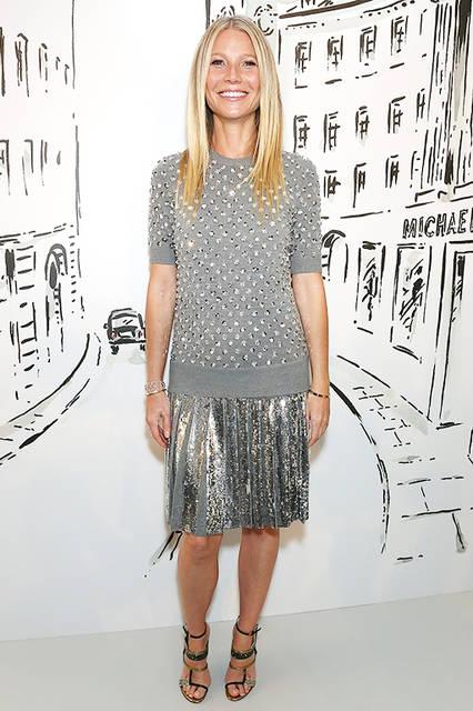 Gwyneth Paltrow(グウィネス・パルトロー)© Getty Images for Michael Kors