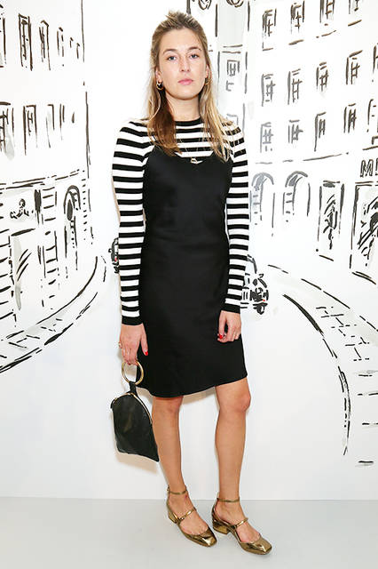 Camille Charriere(カミーユ・シャリエール)  © Getty Images for Michael Kors