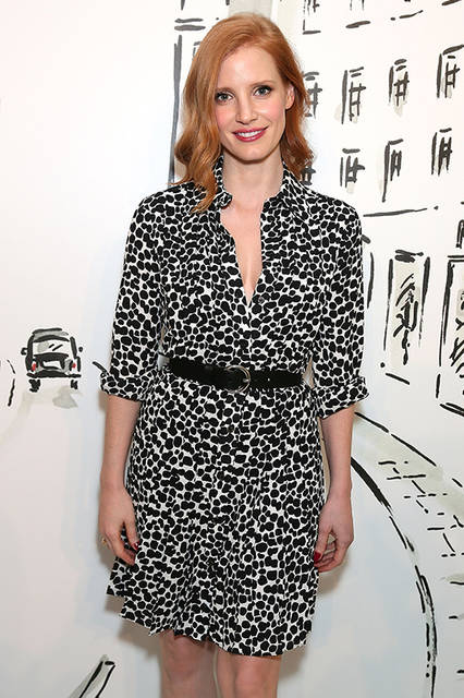 Jessica Chastain(ジェシカ・チャスティン)© Getty Images for Michael Kors