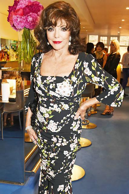 Joan Collins(ジョーン・コリンズ)