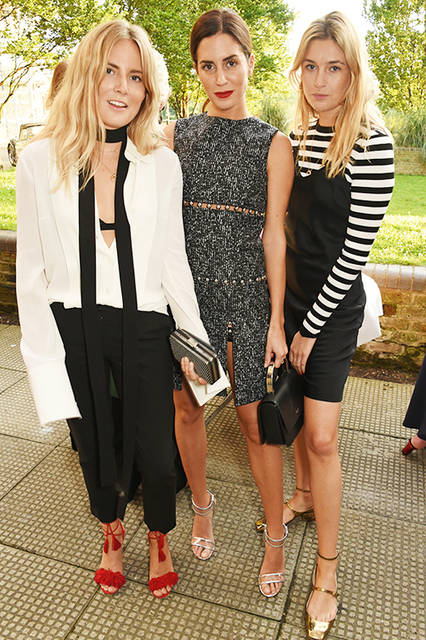 Lucy Williams(ルーシー・ウィリアムズ)&Camille Charriere(カミーユ・シャリエール)
