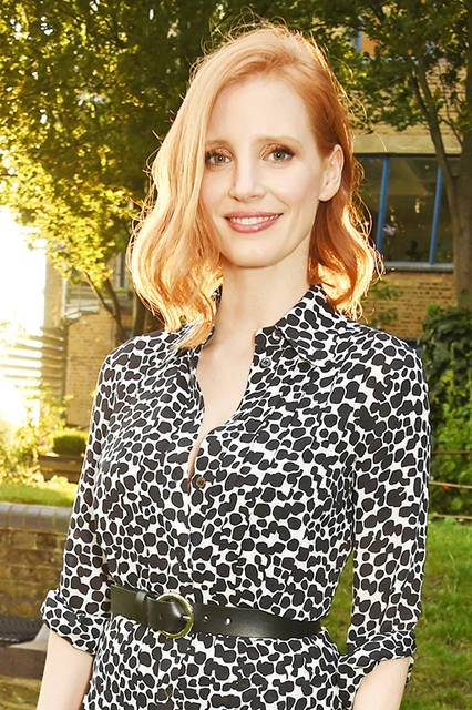 Jessica Chastain(ジェシカ・チャスティン)
