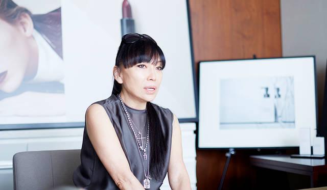 ADDICTIONクリエイティブディレクターのAYAKOさん
