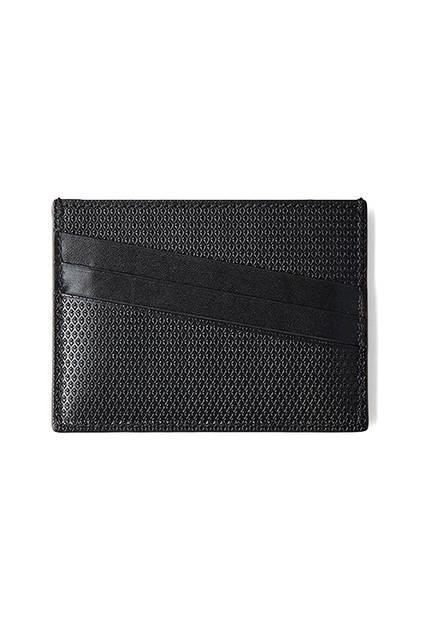 カードホルダー|ブラック、ネイビー、バーガンディー<br> 価格|6万2000円<br>