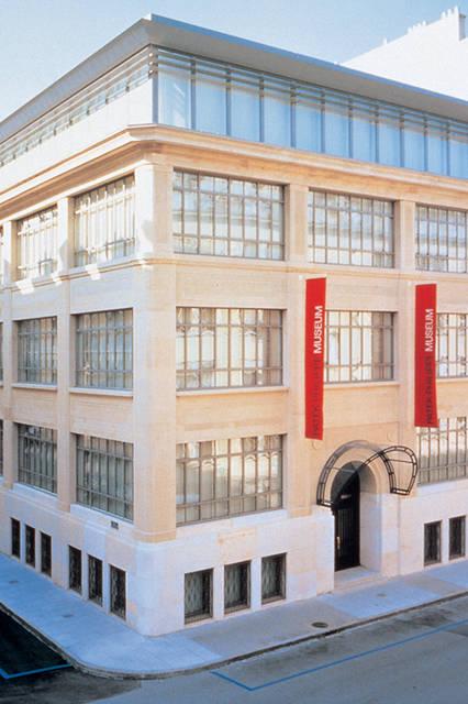 ジュネーブ市内の中心街にあるパテック フィリップ ・ミュージアム。ここでは同社の貴重なタイムピースが年代ごとに展示されている。