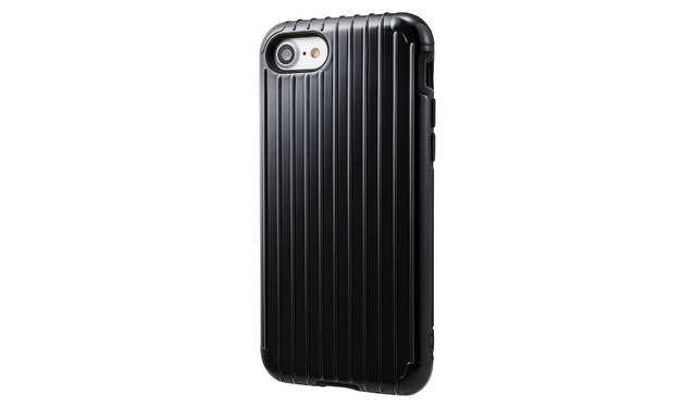 カラーはブラック。iPhone 7用は3,500円、iPhone 7 plus用は4,000円(ともに税込み)。9月下旬発売予定