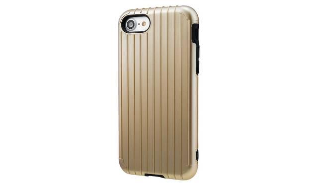 カラーはゴールド。iPhone 7用は3,500円、iPhone 7 plus用は4,000円(ともに税込み)。9月下旬発売予定