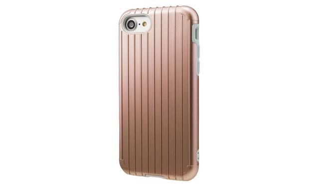 カラーはローズゴールド。iPhone 7用は3,500円、iPhone 7 plus用は4,000円(ともに税込み)。9月下旬発売予定
