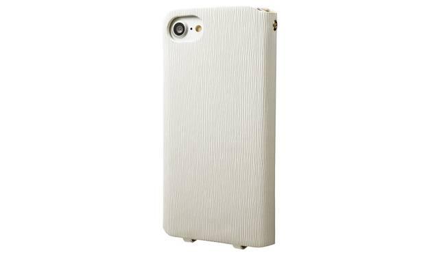 カラーはホワイト。iPhone 7用は4,500円、iPhone 7 plus用は5,500円(ともに税込み)。9月下旬発売予定