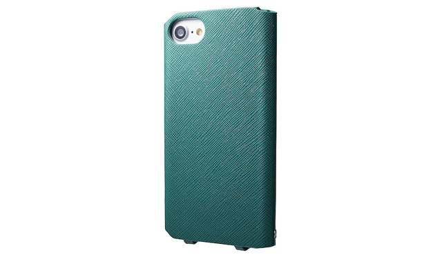 カラーはグリーン。iPhone 7用は4,000円、iPhone 7 plus用は5,000円(ともに税込み)。9月下旬発売予定