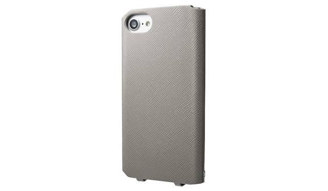 カラーはグレー。iPhone 7用は4,000円、iPhone 7 plus用は5,000円(ともに税込み)。9月下旬発売予定