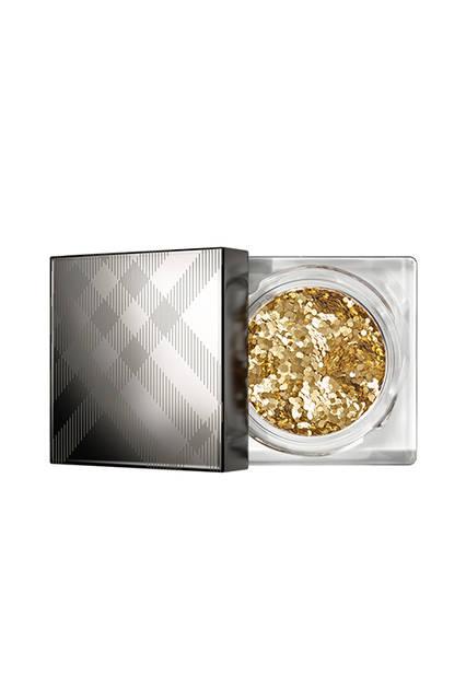 バーバリー シマーダスト ルースグリッター 2色 GOLD / BLACK 各3000円(税抜)