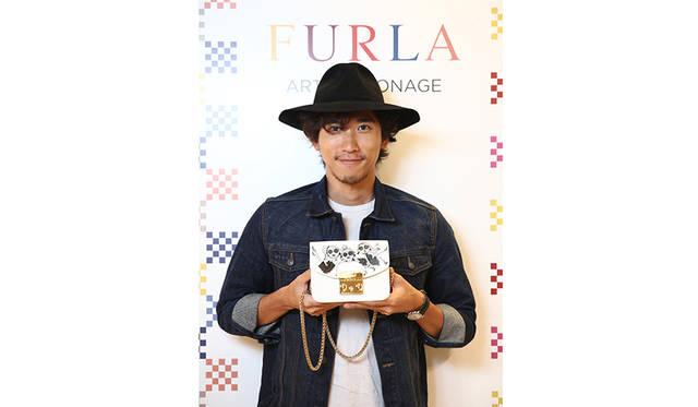 <strong>Daichi Miura<br> Daichi Miura / ファッションディレクター</strong>