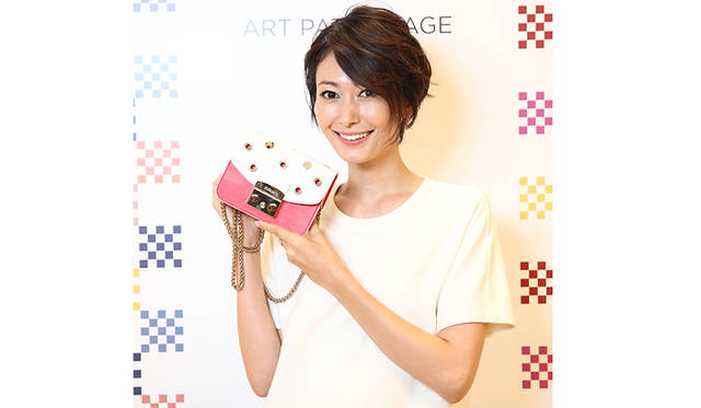 <strong>Maki Tamaru<br> 田丸麻紀 / 女優・モデル</strong>