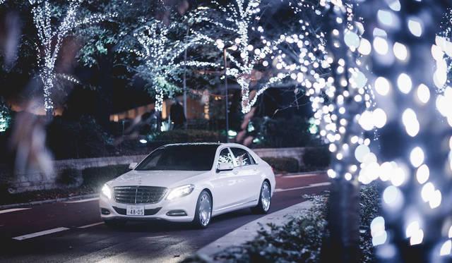 期間限定のクリスマスイベント「Mercedes-Benz Connection NEXTDOOR Star Garden」をオープン