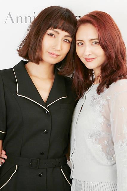 エリーローズさん&佐田真由美さん